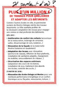 Source : Ville de Palaiseau, avec annotation d'un parent d'élève