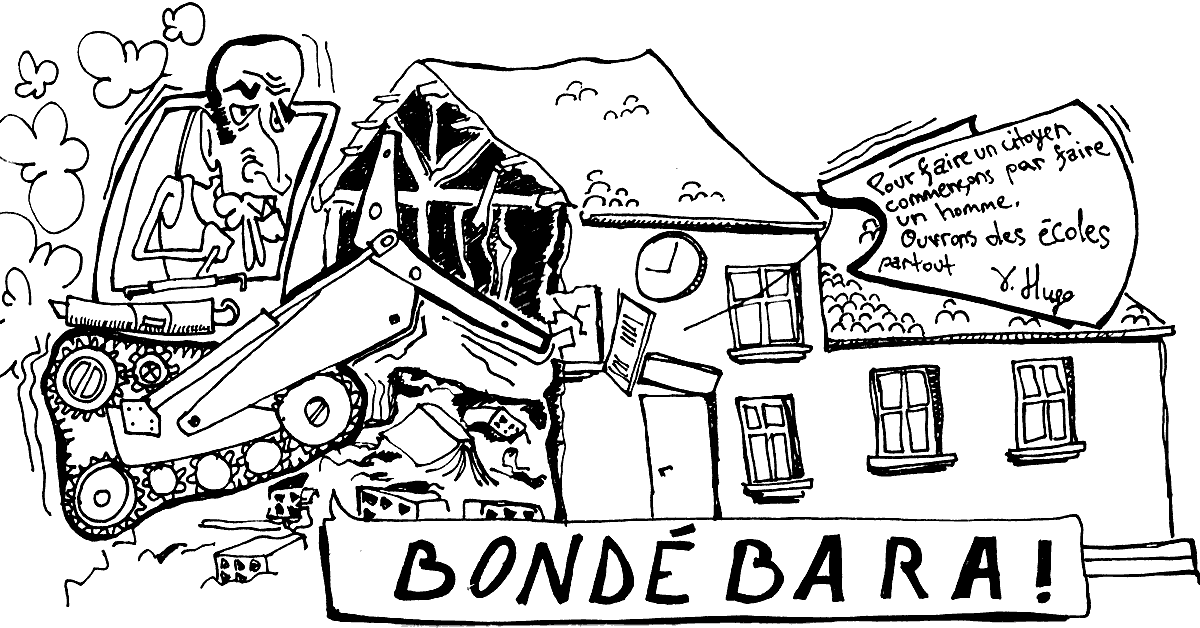 École Bara à Palaiseau: la municipalité souhaite qu'on la ferme