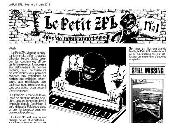 Le Petit ZPL n°1