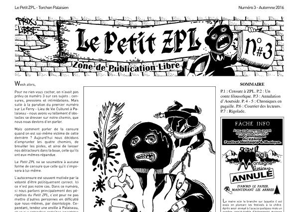Le Petit ZPL n°3