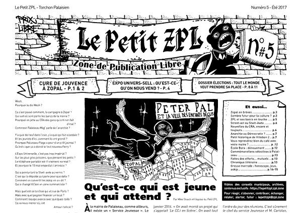 Le Petit ZPL n°5