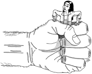 #7– Bourrins quotidiens: Des récits féminins sur les agresseurs sexuels dans le RERB