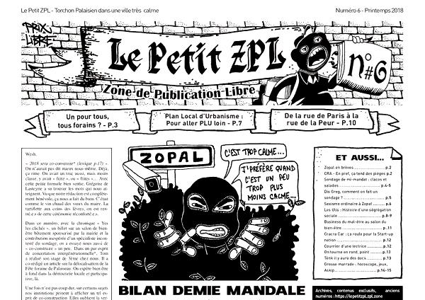 Le Petit ZPL n°6