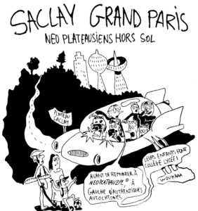 #7 – [Dossier] Saclay Grand Paris