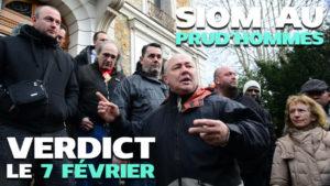 SIOM aux Prud'hommes: verdict le 7 février