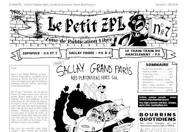 Le Petit ZPL n°7