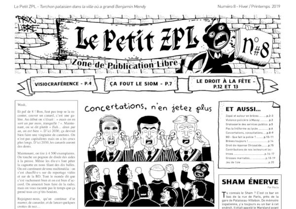 Le Petit ZPL n°8