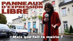 Palaiseau: la mairie planque les panneaux d'expression libre