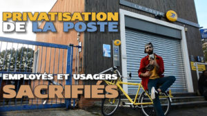 Privatisation de La Poste: employés et usagers sacrifiés