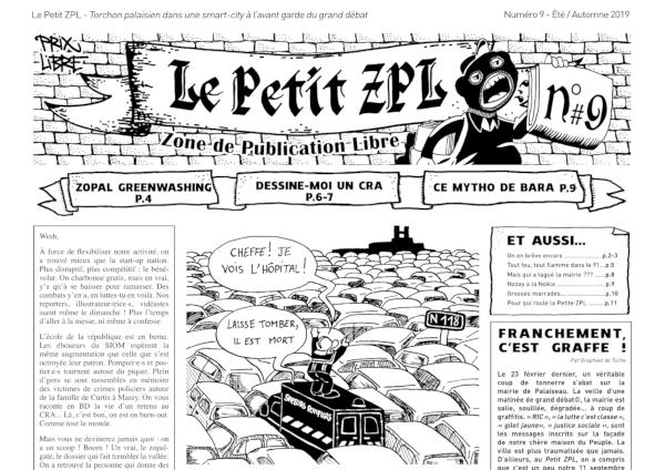 Le Petit ZPL n°9