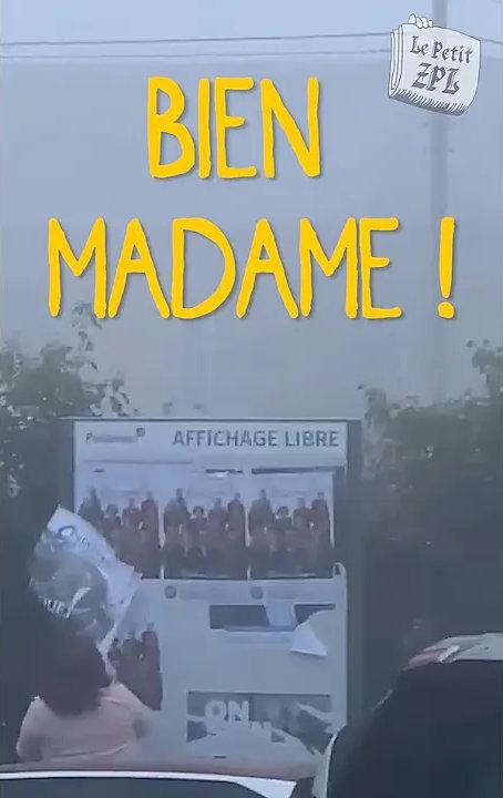 Le maire demande à ses militants d'arracher les affiches de ses opposants