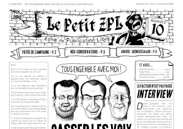 Le Petit ZPL n°10